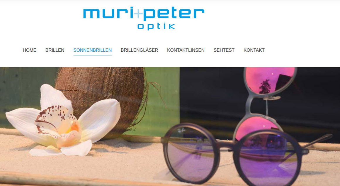 muri + peter optik luzern