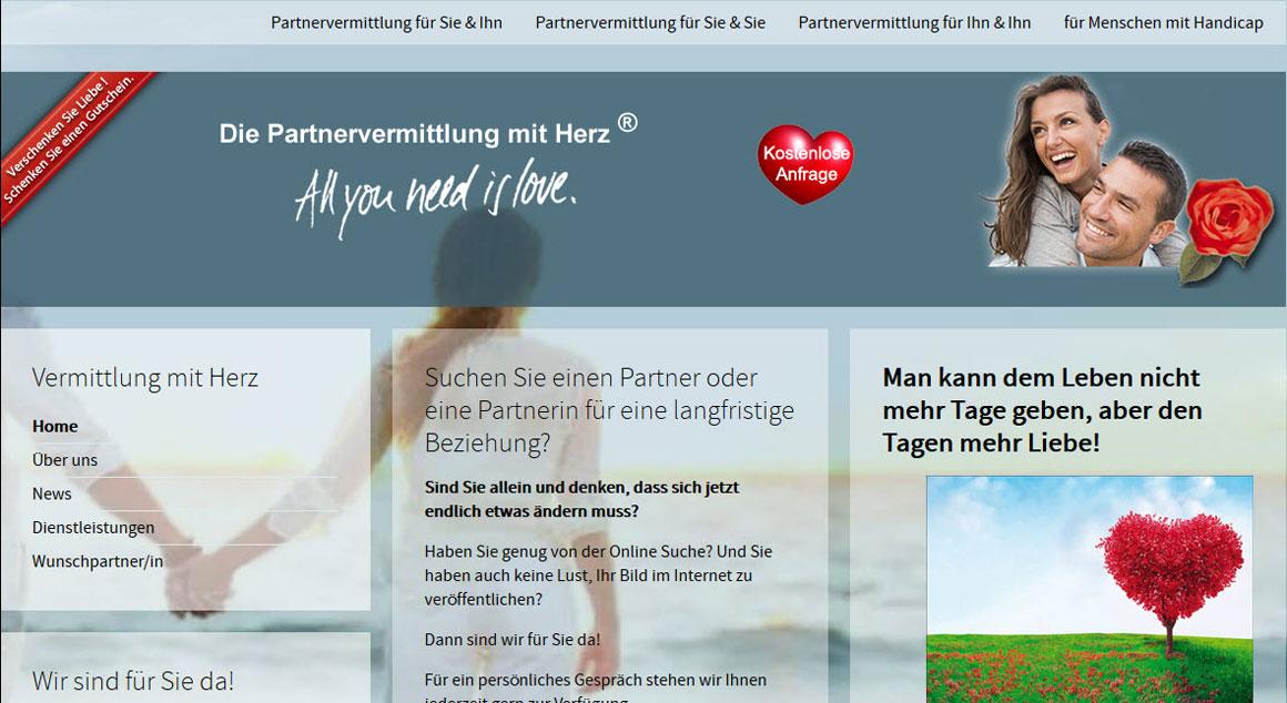 Persönliche partnervermittlung schweiz